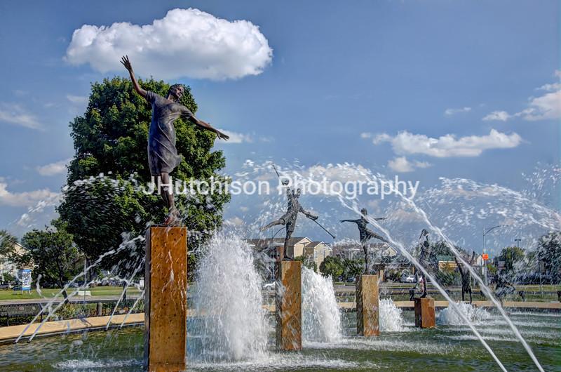 KC0012 - Kansas City Children's Fountain