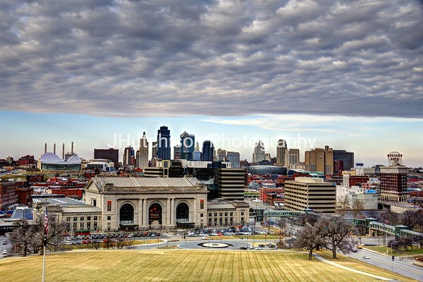 KC0050 - Kansas City Skyline