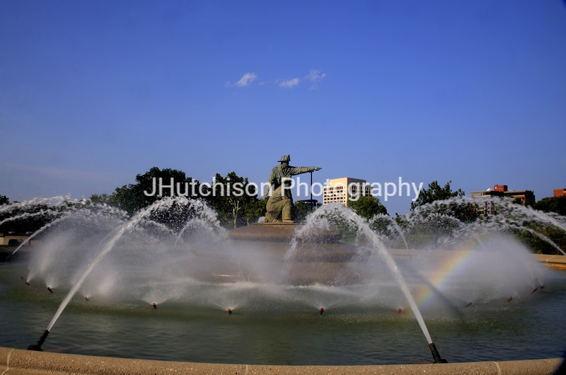KC0013 - Firefighters Fountain