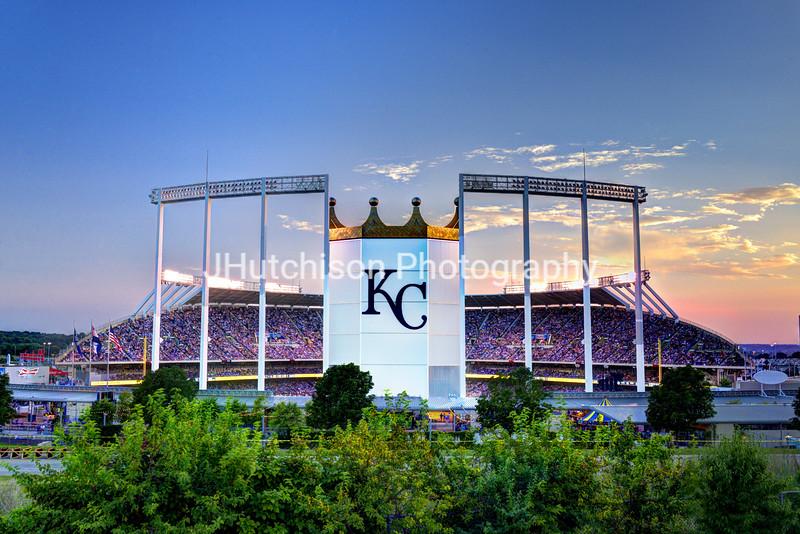KC0025 - Kauffman Stadium
