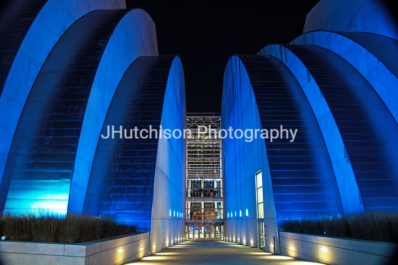 KC0028 - Royal Blue Kauffman Center