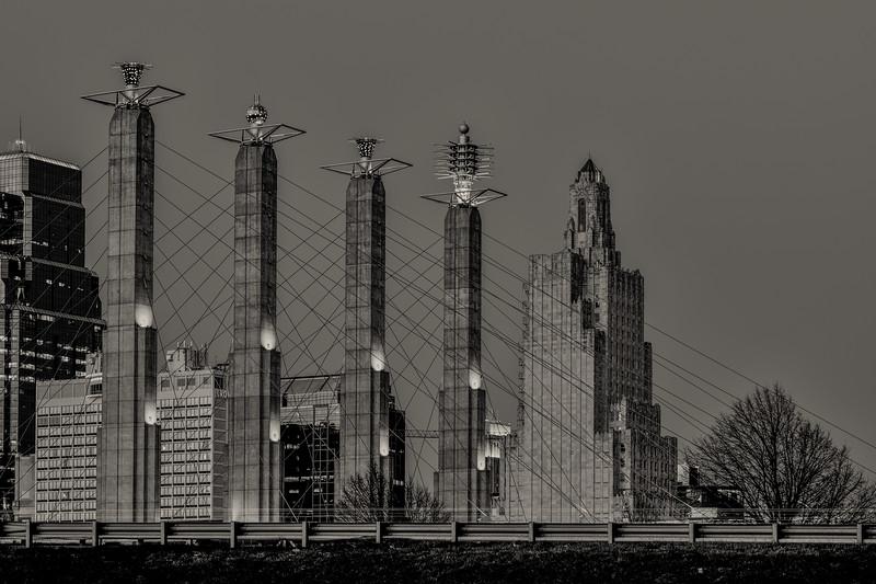 KC Towers - Bartle Hall