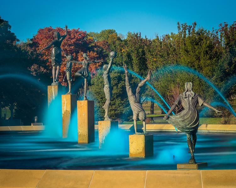 KC Children's Fountain