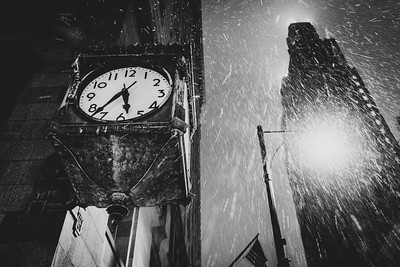 Commerce Clock #2