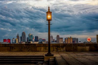 Kansas City - Morning Light