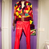 Outfit Jimi Hendrix wore at his last concert- Rock & Roll Hall of Fame, Cleveland, OH