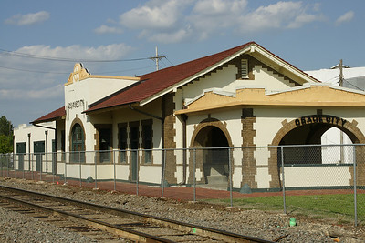 Historic Santa Fe depot in Osage City, KS, built in 1911. Contains a museum and meeting room. For more information see the following link:  http://www.getruralkansas.org/Osage-City/138Explore/438.shtml