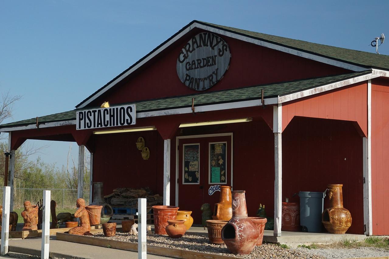 Granny's Garden Pantry business in Harvey County