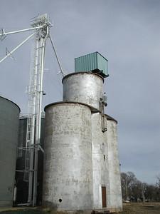 Elevator in Tescott - Ottawa County
