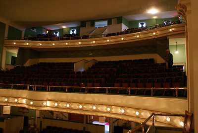 Balconies at Brown Grand Theater in Concordia