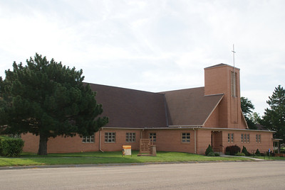 Bethlehem Lutheran church in Sylvan Grove