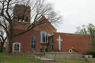 Methodist Church in Scandia