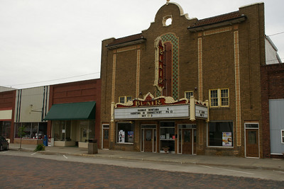 Historic Blair Theater - downtown Belleville