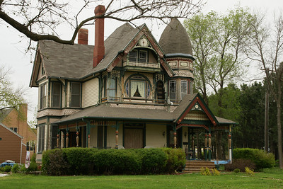 Victorian home in Belleville