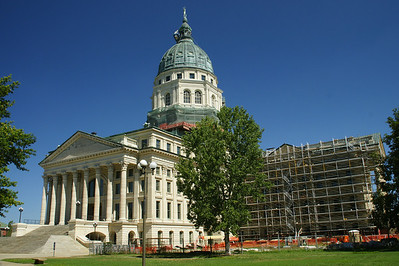 Kansas State Capital building