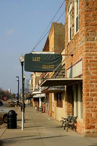Caldwell - Sumner County, Kansas
