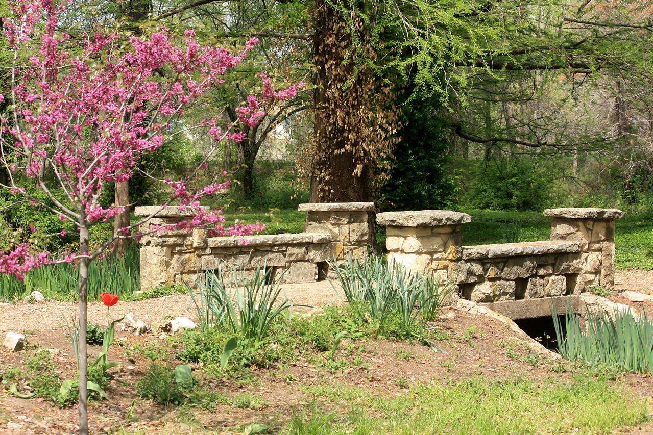 Stone bridge. Photo by Karen.