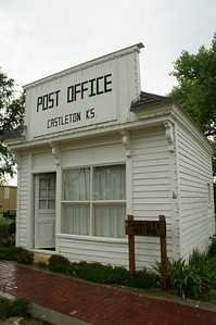 Castleton Kansas post office