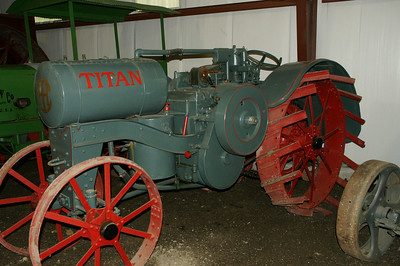Early tractor