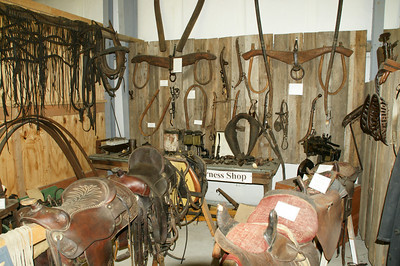 Harness shop