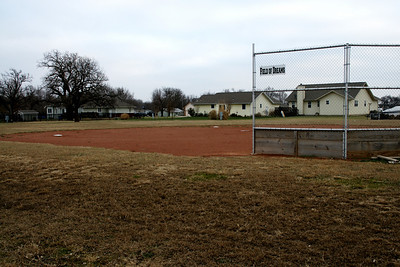 "Baseball field ""Field of Dreams"""