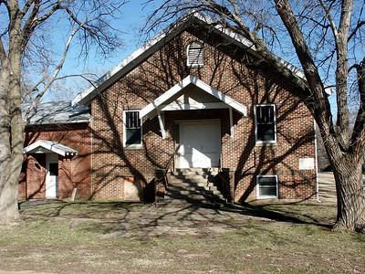 Baptist Church in Coats