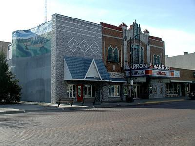 Barron Theater - downtown Pratt