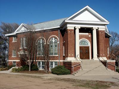 Methodist Church in Coats