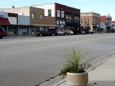 Main Street - downtown Cheney