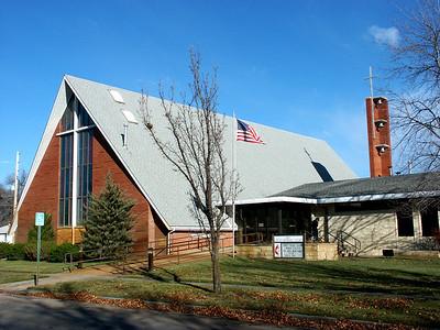 Methodist church in Valley Center