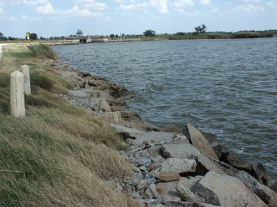 Pond at Quivira National Wildlife Refuge