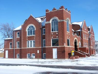 Church in St John