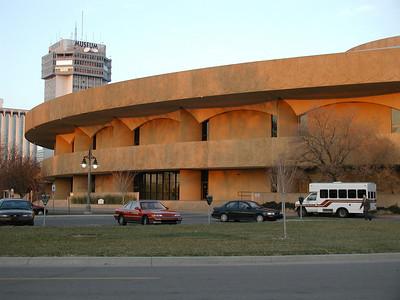 Century II convention hall - downtown Wichita