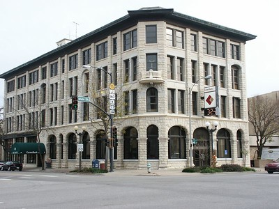 Corner Bank downtown