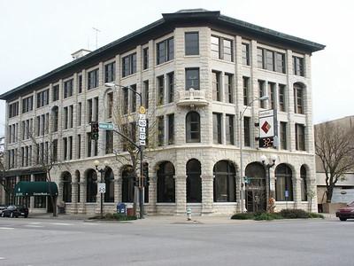 Corner Bank downtown