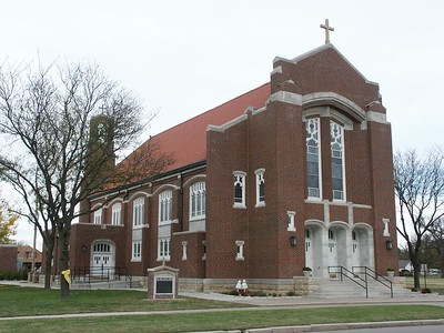 Holy Name Catholic Church