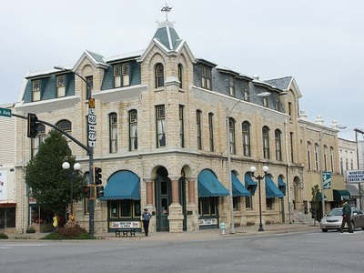 Former bank downtown