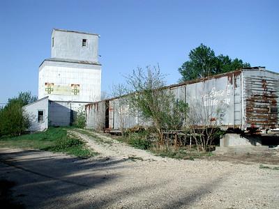 Former Elevator in Elmdale