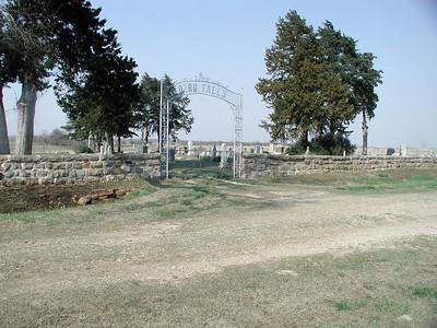 Osro Falls Cemetery