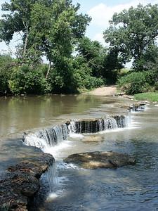 Osro Falls - Caney River