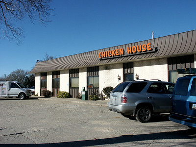 Chicken House restaurant in Olpe