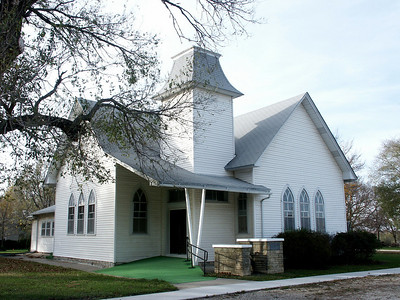 Methodist church in Allen