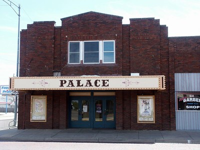 Palace Theater - Kinsley