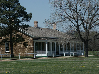 Company officer's quarters