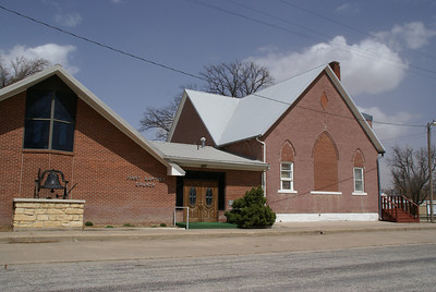 First Baptist Church in Hanston