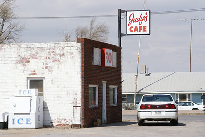 Judy's Cafe in Jetmore