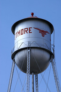 Jetmore water tower