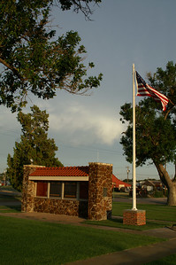 Veteran's Memorial - Courthouse Square - Meade