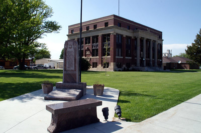 Scott County Courthouse in Scott City