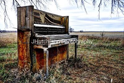 Angled Piano